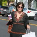 Selma Blair Shopping With Her Boyfriend in Beverly Hills - 454 x 597