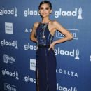 Zendaya attends the 27th Annual GLAAD Media Awards in Beverly Hills April 2, 2016