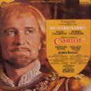 CAMELOT 1980 National Tour Starring Richard Harris - 454 x 427