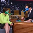 Kristen appearing on The Tonight Show with Jimmy Fallon (October 07, 2014)