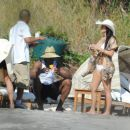 Kim Kardashian - On Vacation In Costa Rica - March 7, 2010 - 454 x 388