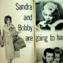 Bobby Darin and Sandra Dee - Movieland Magazine Pictorial [United States] (April 1961) - 454 x 291