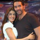 Eduardo Santamarina and Marilyn Villanueva