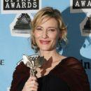 Cate Blanchett - Cate Blachett - 2008 Film Independent's Spirit Awards - Press Room, Santa Monica 2008-02-23