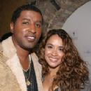 Kenneth Babyface Edmonds and Nicole Pantenburg