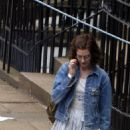 "Anne Hathaway - ""One Day"" Film Set 01.08.10"