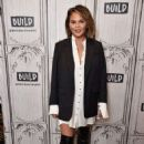 Chrissy Teigen – Visit AOL Build Series in NYC