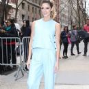Ashley Greene at 'Live with Kelly & Michael' in New York City, New York on April 7, 2016 - 415 x 600