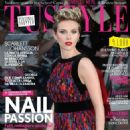 Scarlett Johansson Tustyle Magazine May 2015