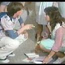 Michael J. Fox and Nancy McKeon