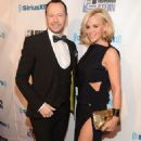 Jenny McCarthy Howard Sterns 60th Birthday Bash