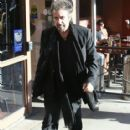 Al Pacino spotted out for lunch at Nate 'N Al's in Beverly Hills, California on December 13, 2014 - 415 x 594