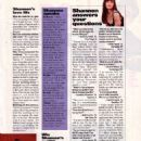 Shannen Doherty - YM Magazine Pictorial [United States] (August 1992)
