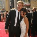 Justin Hartley and Lindsay Korman