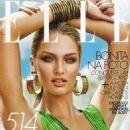 Candice Swanepoel Heats Up ELLE Brazil September 2012