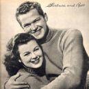 Barbara Hale and Bill Williams - 454 x 548