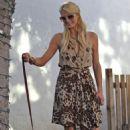 Paris Hilton Intruder Update