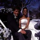 Eva LaRue and John Callahan