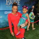 Christina Milian: at Brave World Premiere in LA