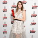 Felicity Jones – Three Empire Awards 2017 in London - 454 x 682