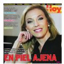 Laura Flores, En Otra Piel - Hoy Los Angeles Magazine Cover [United States] (30 January 2014)