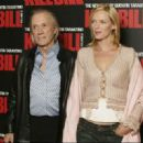 Uma Thurman, David Carradine