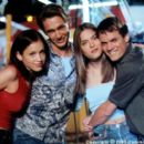 Marla Sokoloff, James Franco, Jodi Lyn O'Keefe and Shane West in Columbia/Phoenix's Whatever It Takes - 3/2000