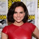 Actress Lana Parrilla attends