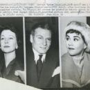 Vivien Leigh and Laurence Olivier. Filing for divorce