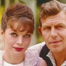 Helen Crump and Sheriff Andy Taylor