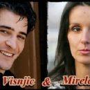 Goran Visnjic and Mirela Rupić  -  Publicity - 454 x 227