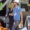 Nikki Reed and Ian Somerhalder Out in Los Angeles - 454 x 649