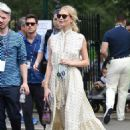 Poppy Delevingne – Wimbledon Tennis Championships 2019 in London - 454 x 660