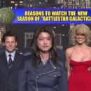 Grace Park on David letterman S16E83 - 454 x 340