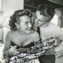 Terry Moore and Tab Hunter - 454 x 484