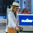 Naomi Watts – Arrives at JFK Airport in NYC - 454 x 680