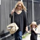 Rachel Zoe was spotted running errands with her son Kaius Berman in Los Angeles, California on March 24, 2017 - 423 x 600