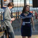 Leighton Meester - Killer Movie Premiere During The 2008 Tribeca Film Festival In New York City, April 24