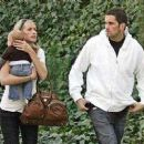 Matt Leinart and Brynn Cameron