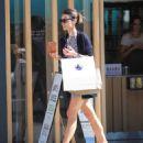 Jordana Brewster – Shopping in Los Angeles 09/23/ 2016 - 454 x 572