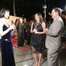 Tuba Büyüküstün attend opening ceremony of the Asian World Film Festival