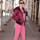 Kate Upton – Seen out in New York City