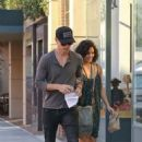 Headed to a doctor's office on Bedford Drive in Beverly HIlls, CA together on Monday (September 24
