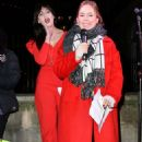 Daisy Lowe – #FreePeriods Protest in London - 454 x 737