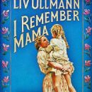 I REMEMBER MAMA Original 1979 Broadway Musical Starring Liv Ullmann - 454 x 701