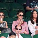 Kara Tointon and Louisa Lytton – Wimbledon Tennis Championships 2019 in London - 454 x 303