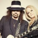 Gary Rossington and Dale Krantz-Rossington - 454 x 255