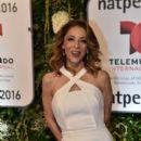Edith Gonzalez- Telemundo NATPE Party Red Carpet Arrivals