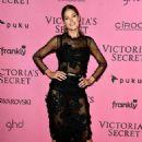Doutzen Kroes Victorias Secret Fashion Show After Party In London