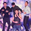 X Factor Broadcast